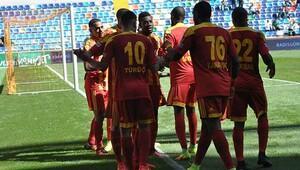 Kayserispor 8 maçlık galibiyet hasretine son verdi