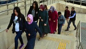 Zonguldak'ta FETÖ şüphelisi 6 kişi adliyede