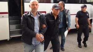 Sakarya'da 2 gazete dağıtıcısı ve 15 öğretmen adliyeye sevk edildi