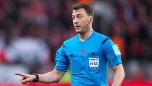 Beşiktaş - Dinamo Kiev maçını Zwayer yönetecek
