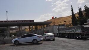 BM'nin yardım konvoyundan 34 TIR daha İdlib'e hareket etti