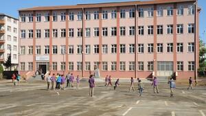 Trabzon'da selin ardından eğitim yeniden başladı