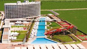 Kervansaray, Antalya Kundudaki otelini 8 aylığına kapattı