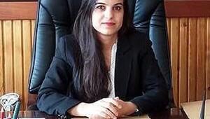 Tomarza'ya yeni atanan Cumhuriyet Savcısı Ölçek, görevine başladı