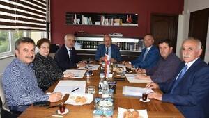 Trakyakent yönetimi Tekirdağ'da toplandı