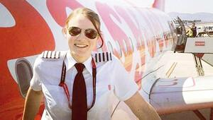 Ben kaptan pilotunuz Kate