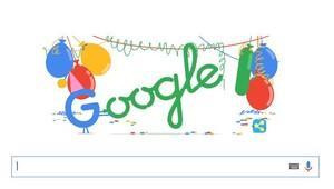 Google'ın 18. Doğum Günü doodle oldu! - Google ne zaman kuruldu?