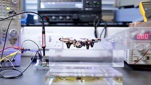 Kablosuz şarj olan drone geliyor!