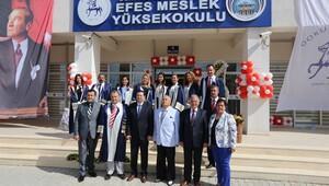 Efes Meslek Yüksekokulu açıldı