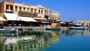 Akdeniz'de Sakin Bir Ada: Girit