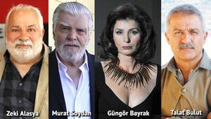 Frankfurt'tan Zeki Alasya'ya 'Vefa', Murat Soydan, Talat Bulut ve Güngör Bayrak'a 'Onur' ödülü