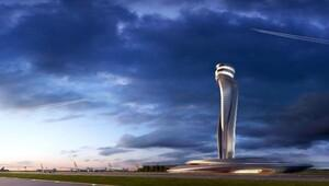 New airport tower project awarded by European Prize