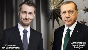 Cumhurbaşkanı Erdoğan'ın Böhmermann'a açtığı dava 2 Kasım'da