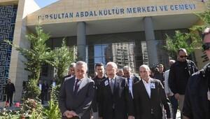 Kılıçdaroğlu, Ali Öztunç'un kayınpederinin cenaze törenine katıldı