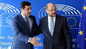 Demirtaş'tan Avrupa Parlamentosu'na 'resmi' çağrı