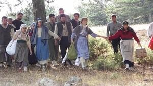 'Elveda Balkanlar' filmi Sakarya'da çekiliyor
