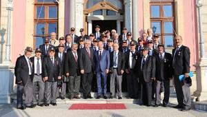 Edirneli Kıbrıs Gazileri, 47 yıl sonra savaştıkları topraklara gitti