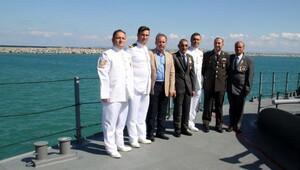 Gökçeada'da Preveze Deniz Zaferi kutlandı