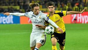 Borussia Dortmund 2-2 Real Madrid / MAÇIN ÖZETİ