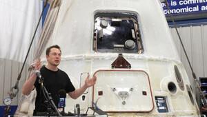 İşadamı Musk çılgın Mars planını açıkladı!