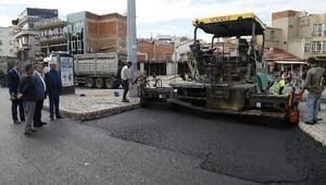 Kırklareli'nde 206 bin metre karelik alan sıcak asfalt kaplanacak
