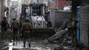 Bir evde 6 PKK'lının cesedi bulundu