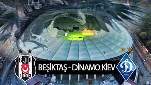 Beşiktaş Dinamo Kiev Şampiyonlar Ligi maçı bu akşam hangi kanalda şifreli mi?