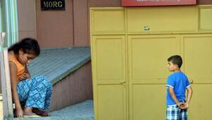Morg kapısındaki en acı tablo