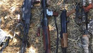 Mardin'de çatışma: 5 PKK'lı öldürüldü (3)