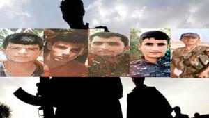 İstihbarat deşifre etti! İşte PKK'nın katliam timi