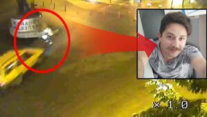 Evli sevgilisi ile kaçarken otomobille çarptığı yaya yaralandı