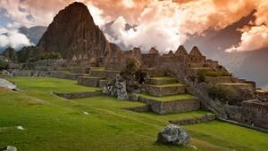 Peru'nun kayıp şehri Machu Picchu'nun bilinmeyen yüzü
