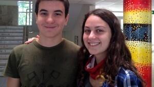 İki öğrenci, 38 bin kalamar yumurtasını doğaya kazandırdı