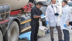 İstanbul'da beton mikseri altında kalan işçi hayatını kaybetti