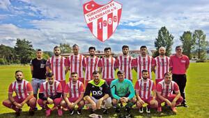Almanya'nın ilk Türk takımı, 50. yılını kutladı