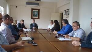 Kırklareli il teknik komite toplantısı yapıldı