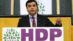 HDP'nin Cumhurbaşkanına karşı tutumu yarın belli olacak
