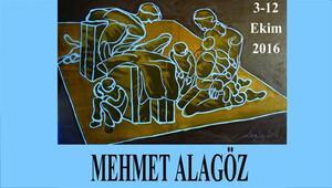Ressam Mehmet Alagöz'ün göç sergisi 3 Ekim'de Adana'da