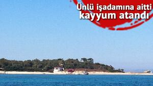 Devletin bir yeni adası daha oldu