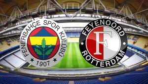Fenerbahçe Feyenoord karşılaşması bu akşam saat kaçta, hangi kanalda şifreli mi?