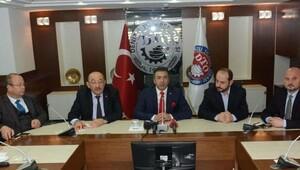 DTOnun yeni patronu Erdoğan: Her sektörle bir araya gelip sinerji oluşturacağız
