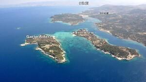 Garip Ada artık devletin