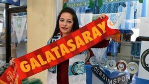 Dersimspor'da Galatasaray heyecanı...