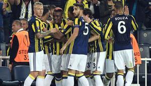 Fenerbahçe 1-0 Feyenoord / MAÇIN ÖZETİ