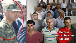 Orgeneral Akar'ın darbeci emir subayı Levent Türkkan'ın mahkemedeki ifadesi