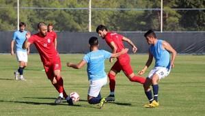 Kemerspor- Kemer Belediyespor: 3-0