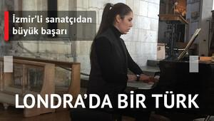 Londra'da Türkiye'yi bestesiyle temsil edecek