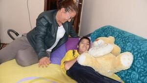 Terme'de yaşlı ve engellilere temizlik hizmeti