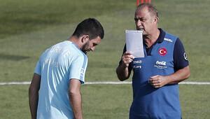 Milli takım açıklanınca Arda Turan...