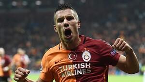 Podolski: Geçen yıldan daha iyiyiz